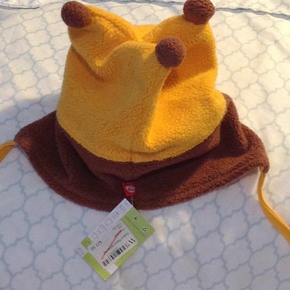 ZUTANO NEW Fleece baby boy hat-6-12M Soft Warm 👶 1c23cb1007ec